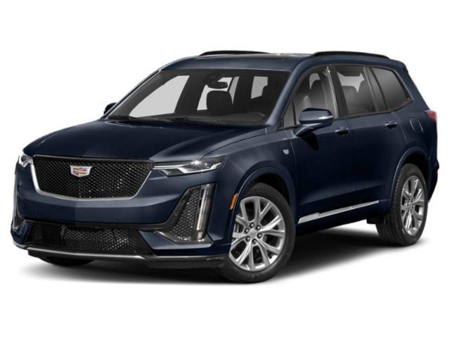 2021 Cadillac XT6 Sport AWD 4dr Sport Gas V6 3.6L/222 [5]