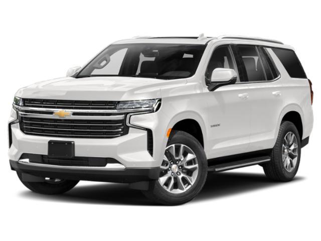2021 Chevrolet Tahoe RST 4WD 4dr RST Turbocharged Diesel I6 6.2./ [0]