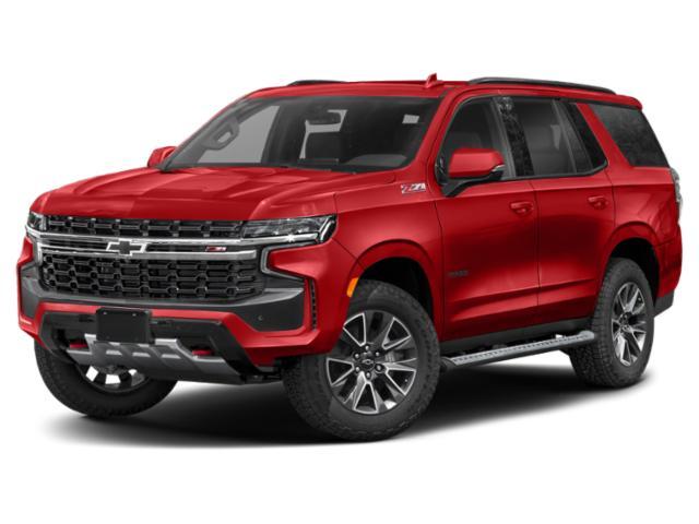 2021 Chevrolet Tahoe Z71 4WD 4dr Z71 Gas V8 5.3L/ [1]