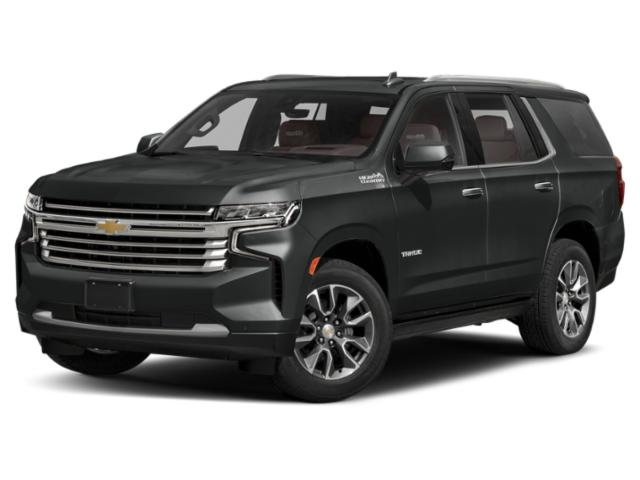 2021 Chevrolet Tahoe High Country Htd/Cld Lthr Adaptive Cruise Sunroof 4WD 4dr High Country Gas V8 6.2L/ [12]