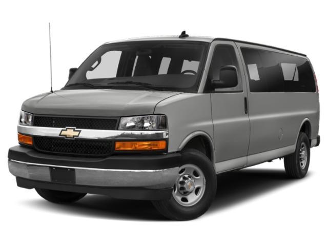 2021 Chevrolet Express Passenger LT RWD 3500 135″ LT Turbocharged Diesel I4 2.8L/169.4 [0]