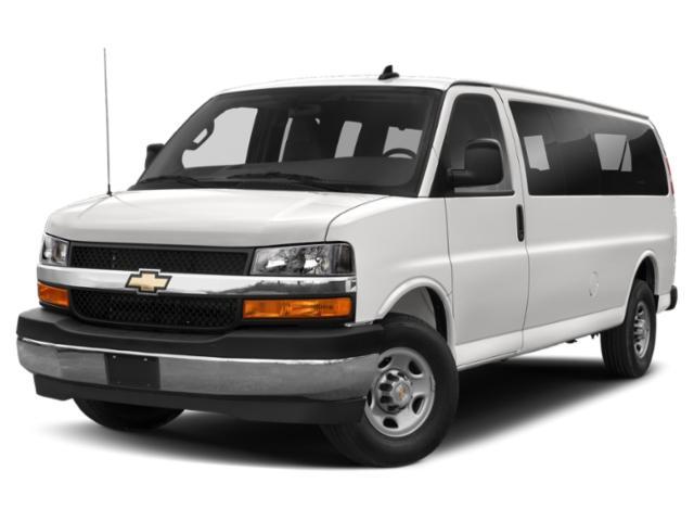 2021 Chevrolet Express Passenger LT RWD 3500 155″ LT Gas V8 6.6L/ [0]