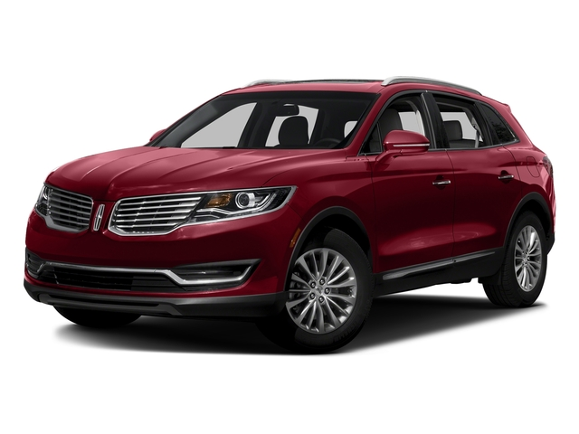 2016 Lincoln MKX Reserve AWD 4dr Reserve Twin Turbo Premium Unleaded V-6 2.7 L/164 [1]