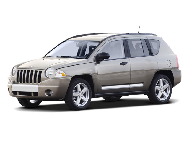 2008 Jeep Compass Limited 4WD 4dr Limited Gas I4 2.4L/144 [0]