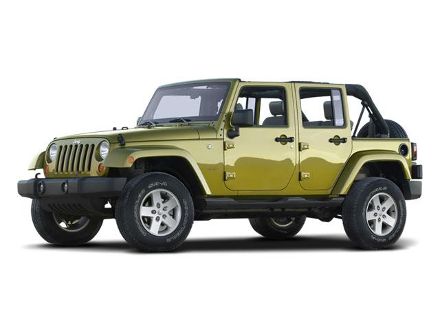 2008 Jeep Wrangler UNLSAHA 4WD 4dr Unlimited Sahara Gas V6 3.8L/231 [15]