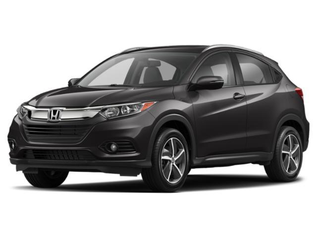 2021 Honda HR-V EX-L EX-L 2WD CVT Regular Unleaded I-4 1.8 L/110 [1]