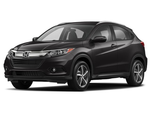 2021 Honda HR-V EX EX 2WD CVT Regular Unleaded I-4 1.8 L/110 [0]
