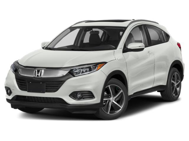2021 Honda HR-V EX EX 2WD CVT Regular Unleaded I-4 1.8 L/110 [5]