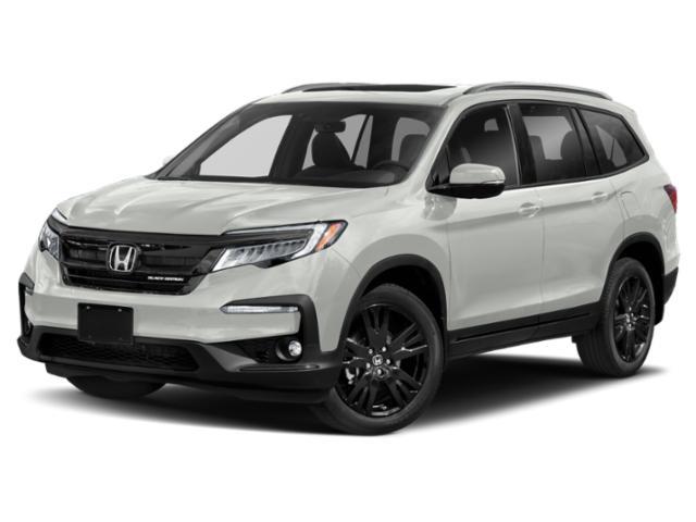 2021 Honda Pilot Black Edition Black Edition AWD Regular Unleaded V-6 3.5 L/212 [0]