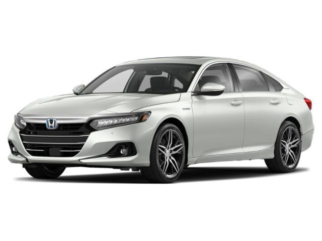 2021 Honda Accord Hybrid Touring Touring Sedan Gas/Electric I-4 2.0 L/122 [0]