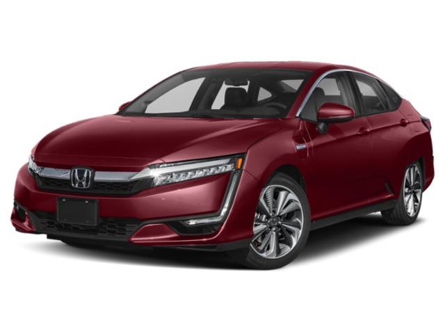 2021 Honda Clarity Plug-In Hybrid Base Sedan Gas/Electric I-4 1.5 L/91 [2]