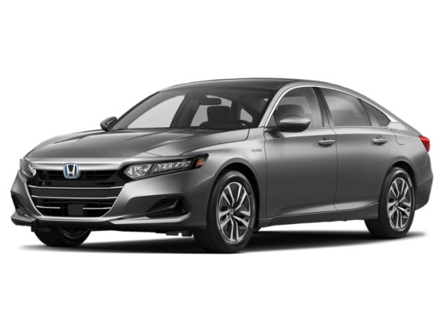 2021 Honda Accord Hybrid Base Sedan Gas/Electric I-4 2.0 L/122 [1]