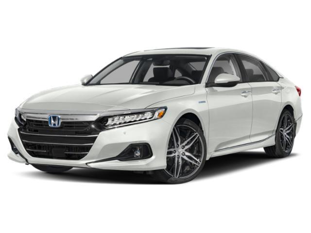 2021 Honda Accord Hybrid Base Sedan Gas/Electric I-4 2.0 L/122 [1]
