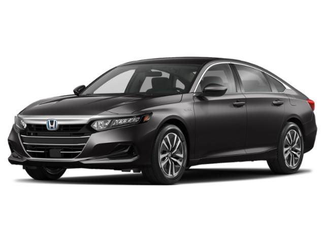 2021 Honda Accord Hybrid Base Sedan Gas/Electric I-4 2.0 L/122 [0]