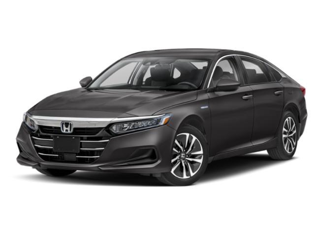 2021 Honda Accord Hybrid Base Sedan Gas/Electric I-4 2.0 L/122 [0]