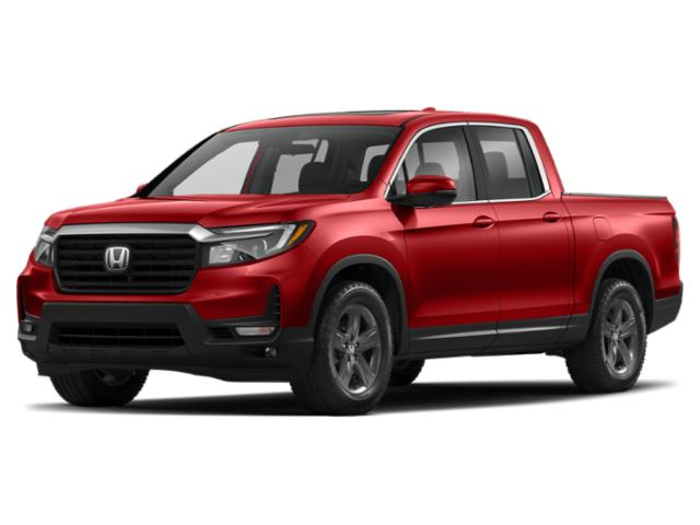 2021 Honda Ridgeline RTL RTL AWD Regular Unleaded V-6 3.5 L/212 [3]
