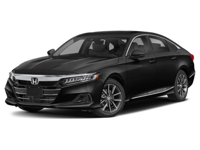 2021 Honda Accord Sedan EX-L 1.5T EX-L 1.5T CVT Intercooled Turbo Regular Unleaded I-4 1.5 L/91 [12]