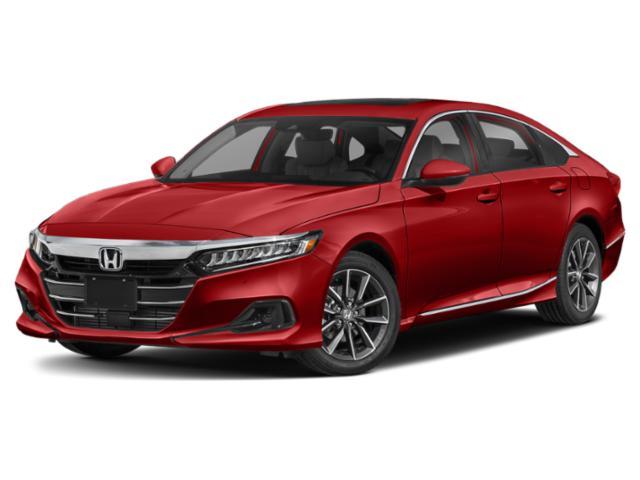 2021 Honda Accord Sedan EX-L 1.5T EX-L 1.5T CVT Intercooled Turbo Regular Unleaded I-4 1.5 L/91 [14]