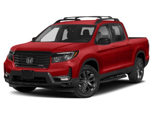 2021 Honda Ridgeline Sport Sport AWD Regular Unleaded V-6 3.5 L/212 [0]