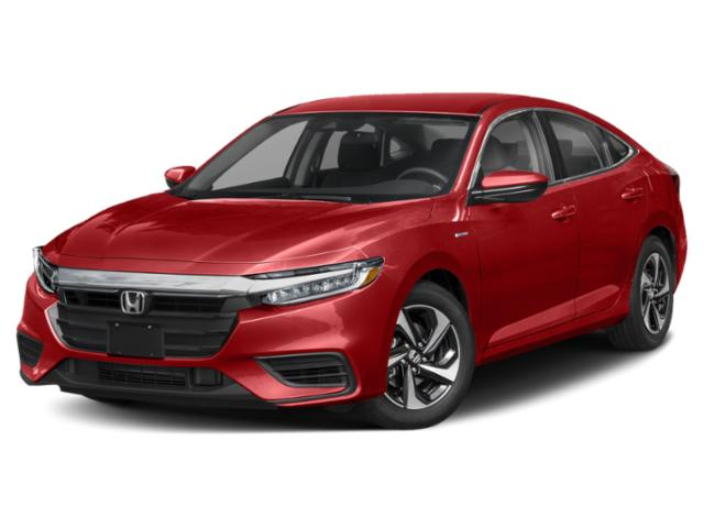 2021 Honda Insight EX EX CVT Gas/Electric I-4 1.5 L/91 [12]
