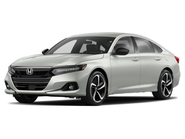 2021 Honda Accord Sedan Sport 1.5T Sport 1.5T CVT Intercooled Turbo Regular Unleaded I-4 1.5 L/91 [11]