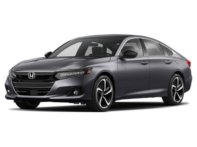 2021 Honda Accord Sedan Sport 1.5T Sport 1.5T CVT Intercooled Turbo Regular Unleaded I-4 1.5 L/91 [15]