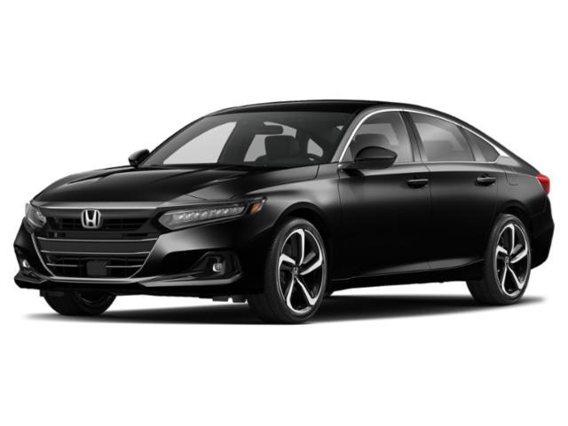 2021 Honda Accord Sedan Sport 1.5T Sport 1.5T CVT Intercooled Turbo Regular Unleaded I-4 1.5 L/91 [1]