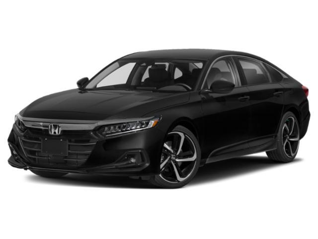 2021 Honda Accord Sedan Sport SE Sport SE 1.5T CVT Intercooled Turbo Regular Unleaded I-4 1.5 L/91 [15]