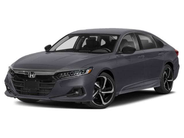 2021 Honda Accord Sedan Sport SE Sport SE 1.5T CVT Intercooled Turbo Regular Unleaded I-4 1.5 L/91 [17]