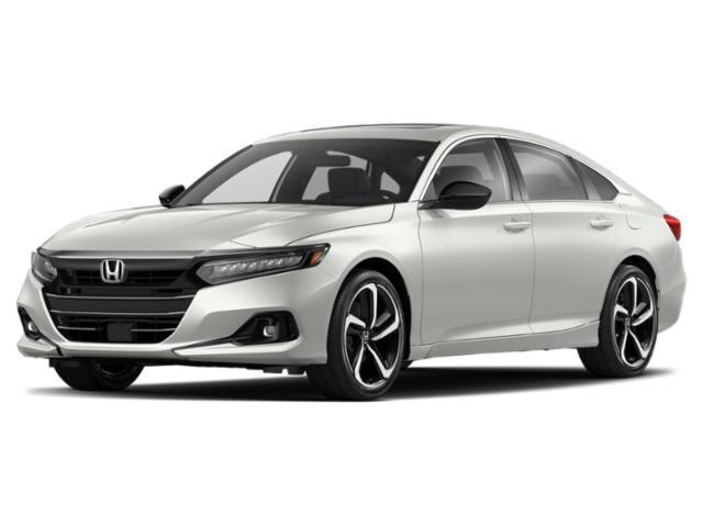 2021 Honda Accord Sedan Sport 2.0T Sport 2.0T Auto Intercooled Turbo Regular Unleaded I-4 2.0 L/122 [3]