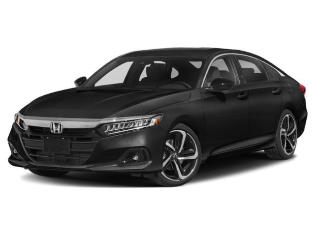 2021 Honda Accord Sedan Sport 2.0T Sport 2.0T Auto Intercooled Turbo Regular Unleaded I-4 2.0 L/122 [13]
