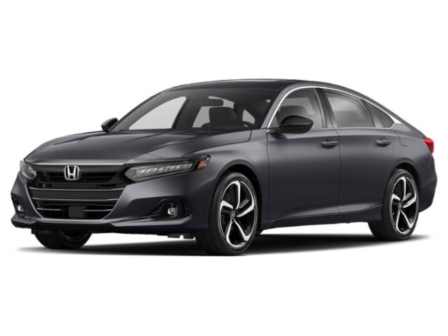 2021 Honda Accord Sedan Sport 2.0T Sport 2.0T Auto Intercooled Turbo Regular Unleaded I-4 2.0 L/122 [2]