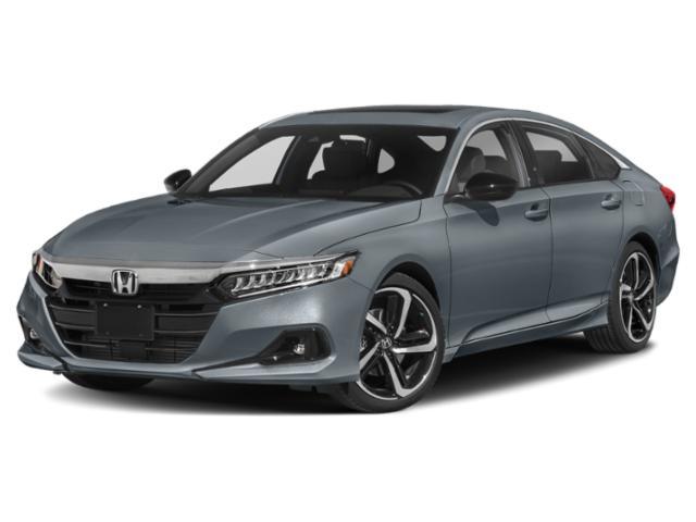2021 Honda Accord Sedan Sport 2.0T Sport 2.0T Auto Intercooled Turbo Regular Unleaded I-4 2.0 L/122 [7]