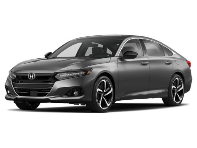 2021 Honda Accord Sedan Sport 2.0T Sport 2.0T Auto Intercooled Turbo Regular Unleaded I-4 2.0 L/122 [1]
