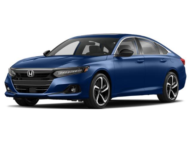 2021 Honda Accord Sedan Sport 2.0T Sport 2.0T Auto Intercooled Turbo Regular Unleaded I-4 2.0 L/122 [4]