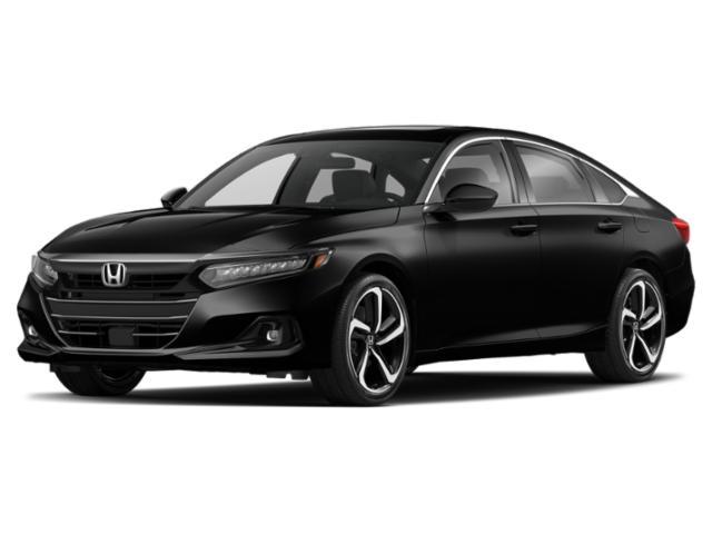 2021 Honda Accord Sedan Sport 2.0T Sport 2.0T Auto Intercooled Turbo Regular Unleaded I-4 2.0 L/122 [0]