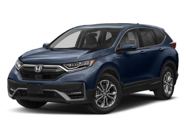 2021 Honda CR-V Hybrid EX-L EX-L AWD Gas/Electric I-4 2.0 L/122 [8]
