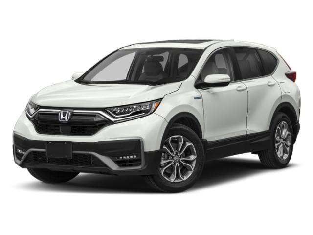 2021 Honda CR-V Hybrid EX-L EX-L AWD Gas/Electric I-4 2.0 L/122 [0]