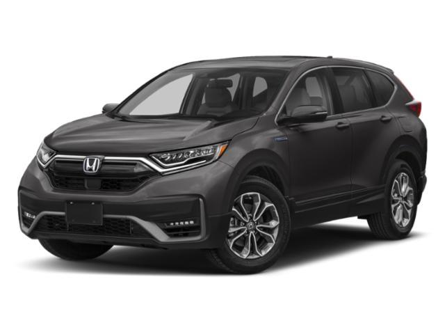 2021 Honda CR-V Hybrid EX-L EX-L AWD Gas/Electric I-4 2.0 L/122 [7]
