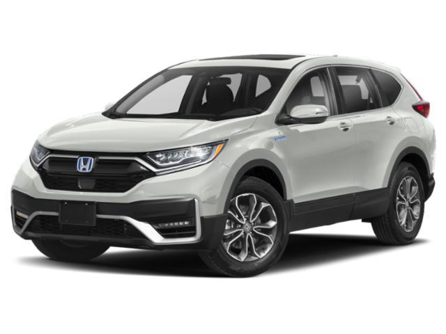 2021 Honda CR-V Hybrid EX EX AWD Gas/Electric I-4 2.0 L/122 [3]