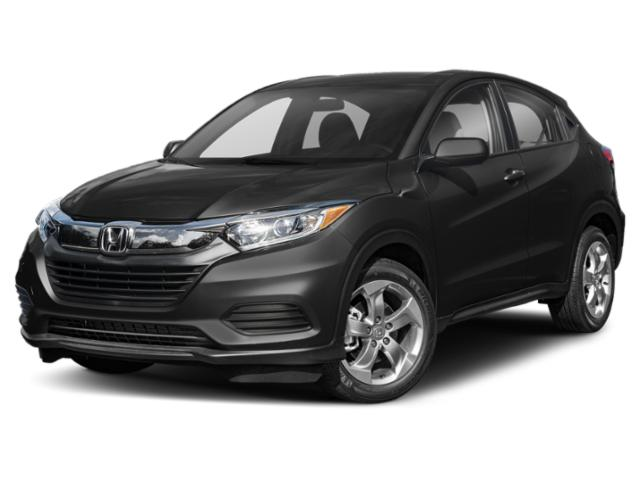 2021 Honda HR-V LX LX 2WD CVT Regular Unleaded I-4 1.8 L/110 [5]