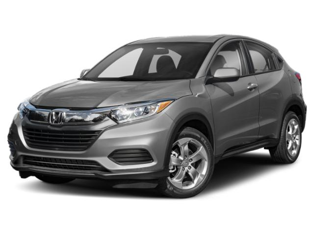 2021 Honda HR-V LX LX 2WD CVT Regular Unleaded I-4 1.8 L/110 [3]