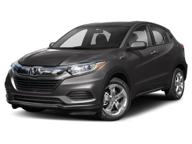 2021 Honda HR-V LX LX 2WD CVT Regular Unleaded I-4 1.8 L/110 [2]