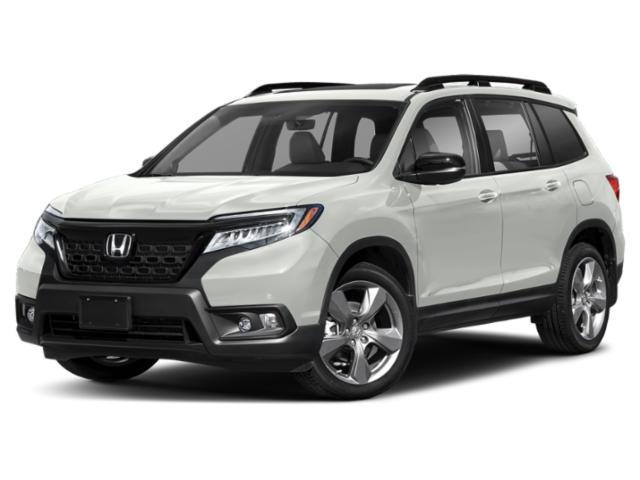 2021 Honda Passport Touring Touring FWD Regular Unleaded V-6 3.5 L/212 [1]