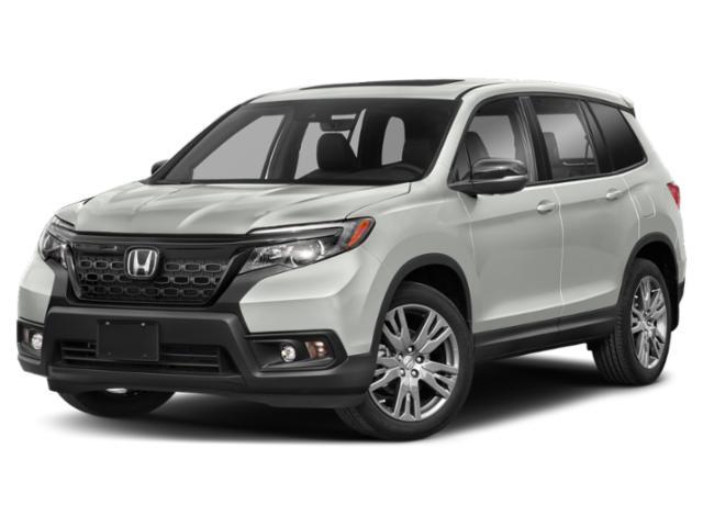 2021 Honda Passport EX-L EX-L FWD Regular Unleaded V-6 3.5 L/212 [1]