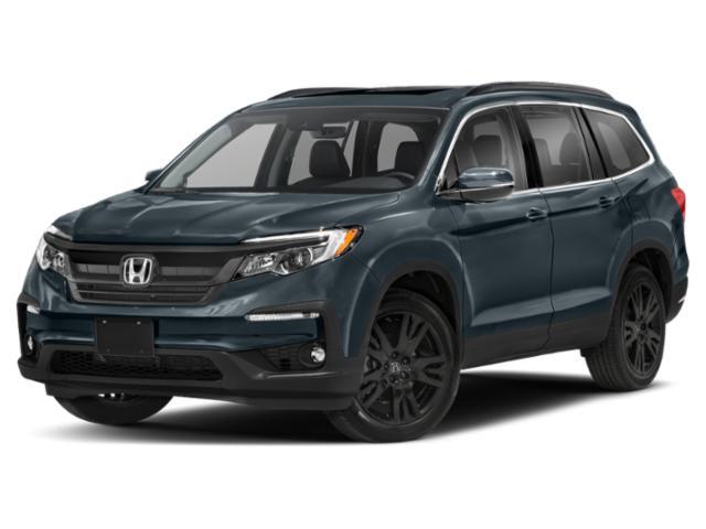 2021 Honda Pilot Special Edition Special Edition 2WD Regular Unleaded V-6 3.5 L/212 [11]