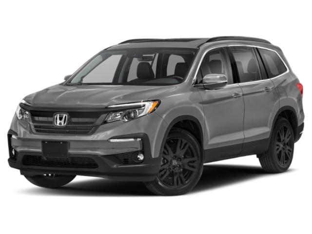 2021 Honda Pilot Special Edition Special Edition 2WD Regular Unleaded V-6 3.5 L/212 [14]