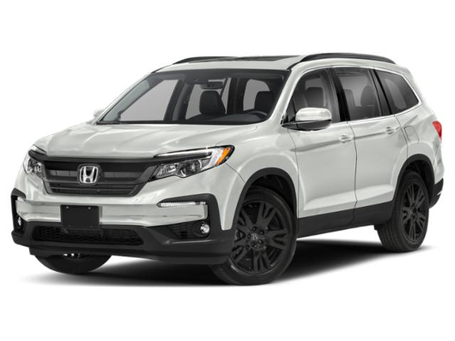 2021 Honda Pilot Special Edition Special Edition 2WD Regular Unleaded V-6 3.5 L/212 [18]