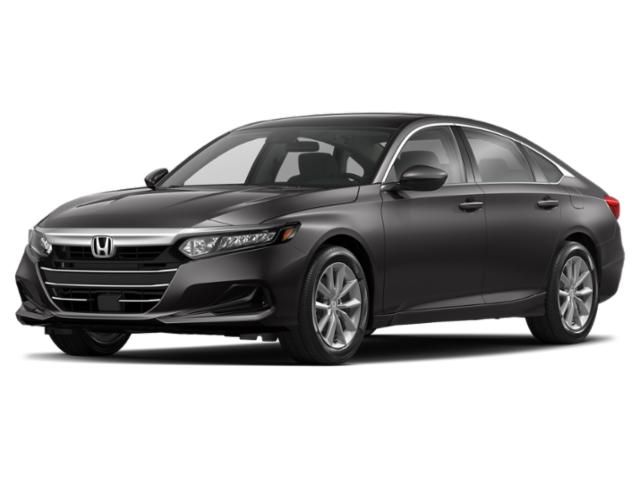 2021 Honda Accord Sedan LX LX 1.5T CVT Intercooled Turbo Regular Unleaded I-4 1.5 L/91 [5]