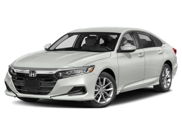 2021 Honda Accord Sedan LX LX 1.5T CVT Intercooled Turbo Regular Unleaded I-4 1.5 L/91 [6]